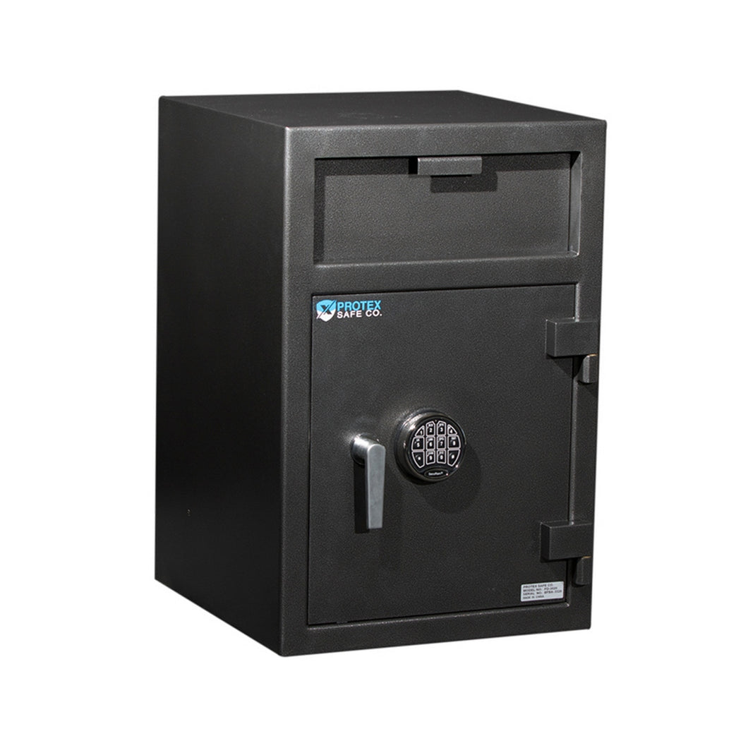 Protex Safe FD-3020 Large Front Loading Depository Safe - Security Pro USA