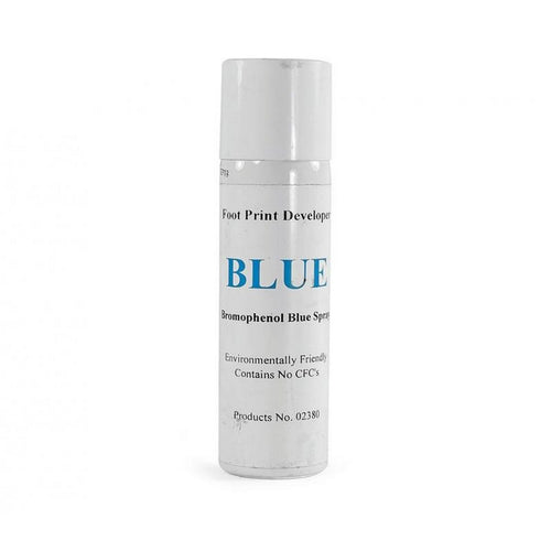 Mistral 02380 Blue (100 cc) Shoe-prints developer Forensic Aerosol