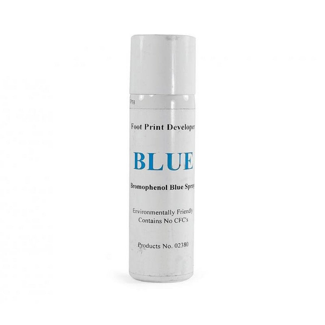Mistral 02387 Blue Spray (300ml) Foot prints Forensic Aerosol