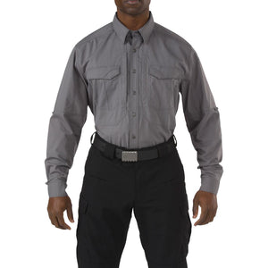 5.11 Tactical 72399 Men Stryke Long Sleeve Shirt Storm