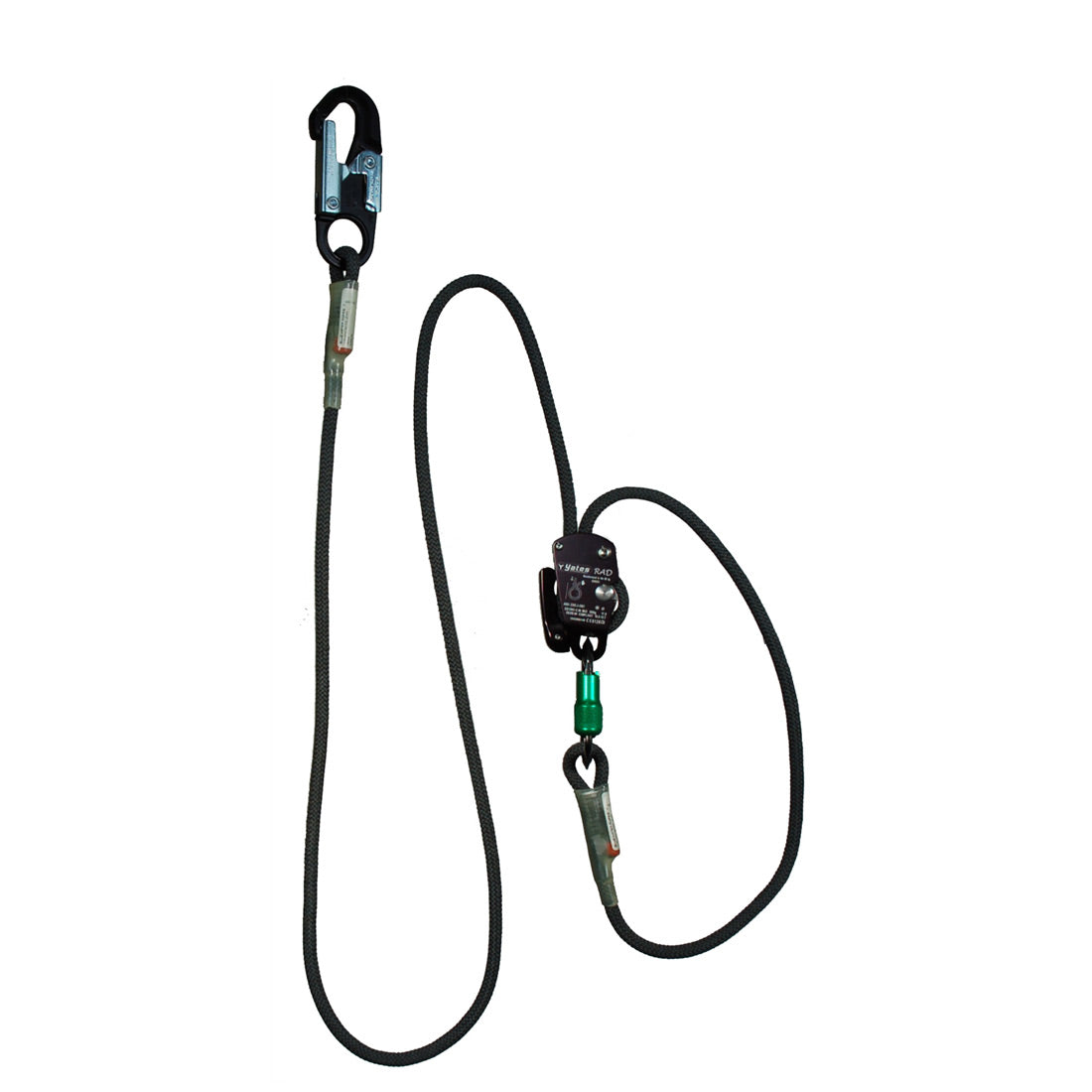 Yates Positioning Lanyard with RAD Adjuster