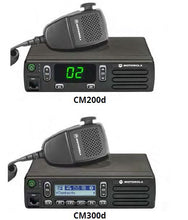 CM200d/CM300d Mobile Two-way Radio