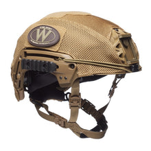 Team Wendy EXFIL Carbon and LTP Helmet Covers - Coyote