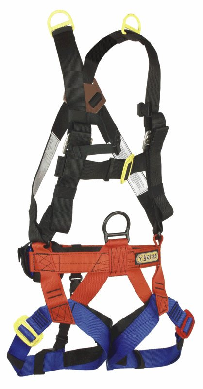 Yates 335 Heavy Rescue Harness | Heavy Rescue Harness