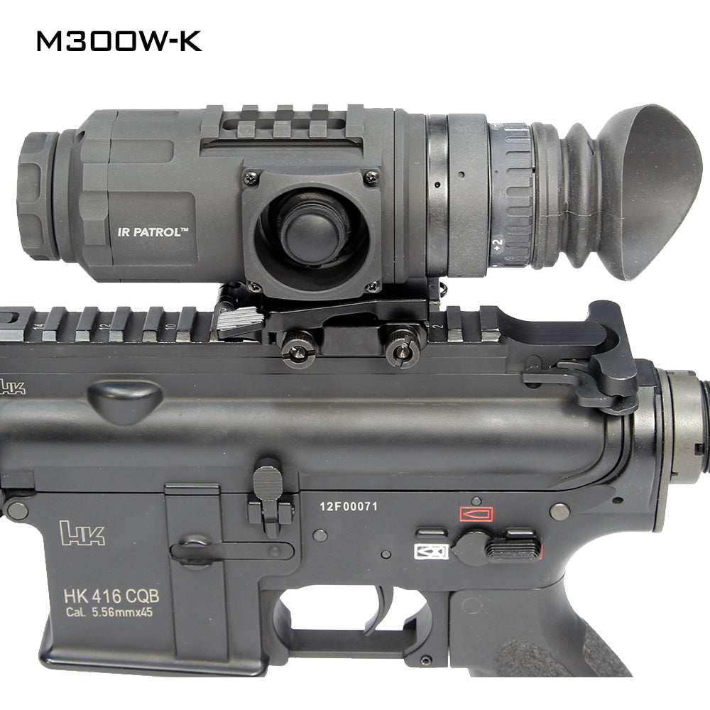 USNV IR Patrol M300W Thermal Monocular 640X480 Weapon
