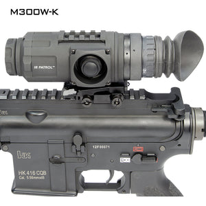 IR Patrol M300W/W-K Thermal Weapon Mounted Kit