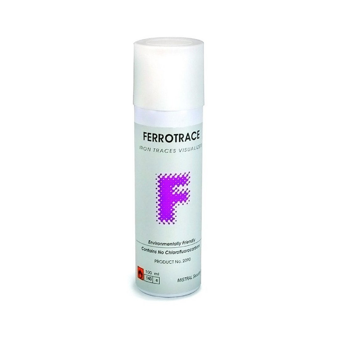 Mistral Ferrotrace Forensic Iron Trace Visualizer Aerosol