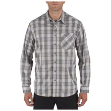 5.11 Tactical 72428 Men Covert Flex Long Sleeve Shirt Storm