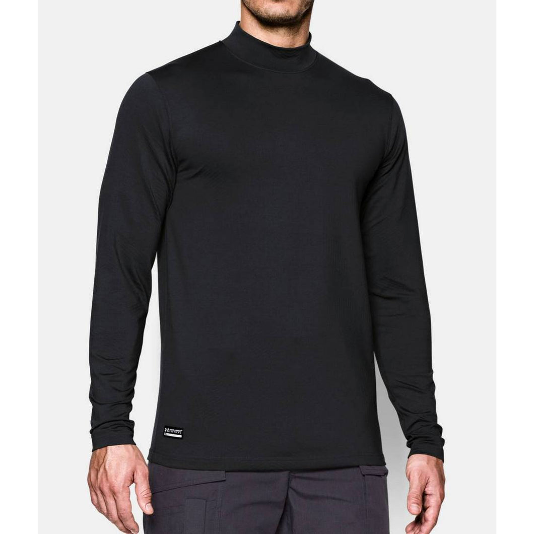 Under Armour 1244393 ColdGear Infrared Tactical Fitted Mock Men's Tactical Long Sleeve