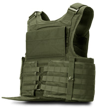 SecPro Gladiator Tactical Vest Level IIIA - OD Green (Cummerbund)