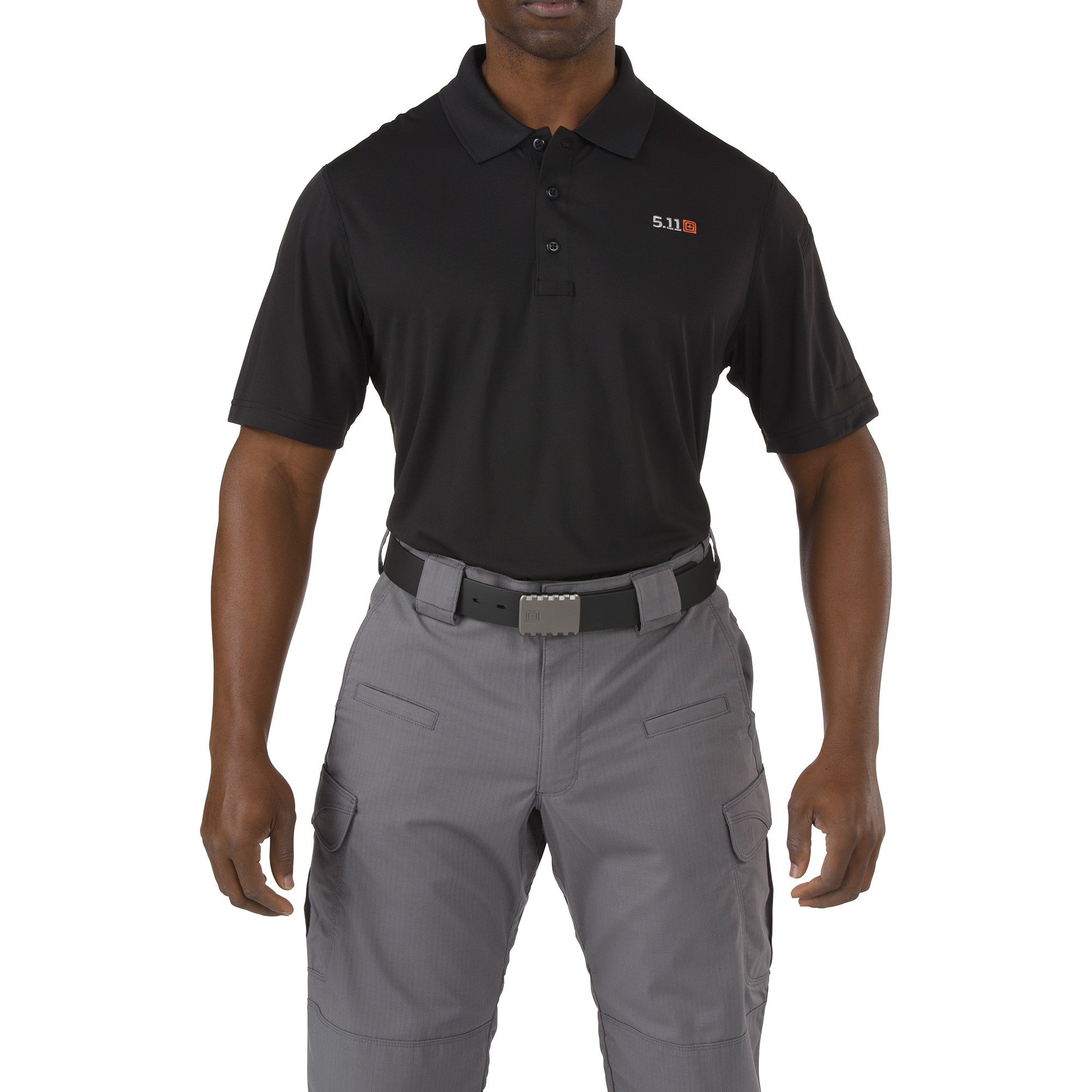 5.11 Tactical 71036 Men Pinnacle Short Sleeve Polo