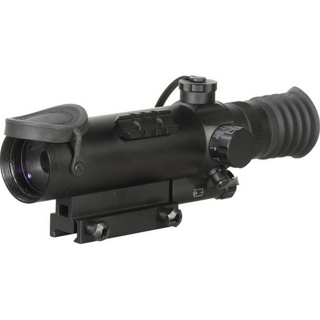 ATN NVWSNAR2W0 Night Arrow Night Vision Rifle Scope 2x Magnification - Gen WPT (Weapon)