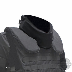 SecPro Gladiator Vest Ballistic Throat Protector Level IIIA NIJ 06