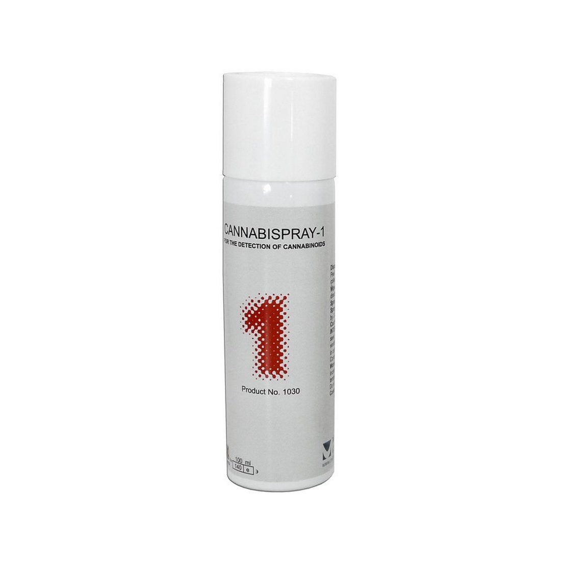 Mistral 01030 Cannabispray 1 (Regular) Drug Detection Aerosol