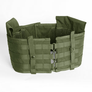 Tactical Plate Carrier Cummerbund - OD Green