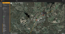 Drone Real Time Monitoring