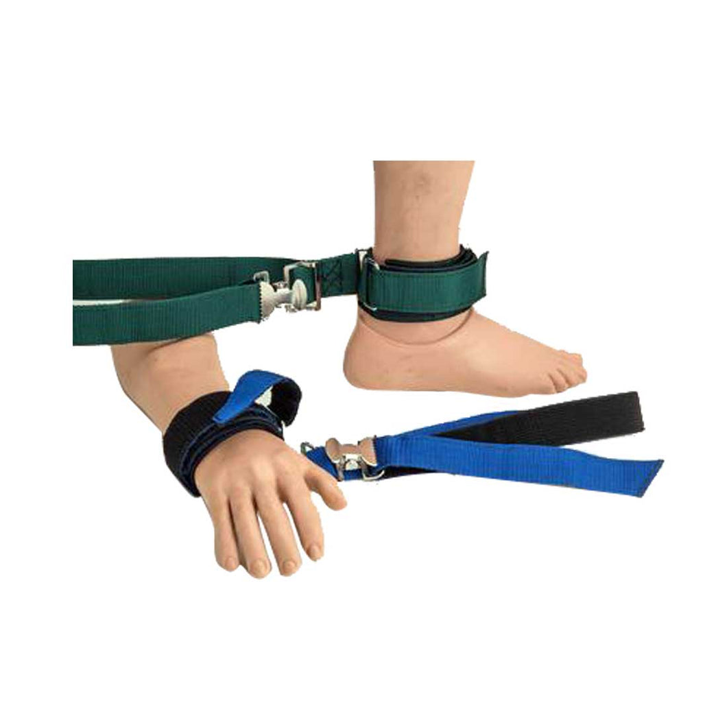 Humane Restraint NWL-101 Polypropylene Limb Holder Wrist Restraints