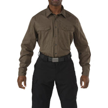 5.11 Tactical 72399 Men Stryke Long Sleeve Shirt Tundra