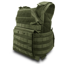 SecPro Spartan Plate Carrier - OD Green