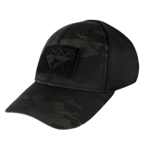 Condor Flex Multicam Black Cap