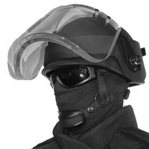 SecPro Ballistic Visor/ Face Shield Level II