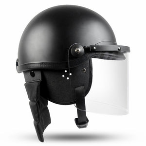Police Riot Helmet with Face sheild