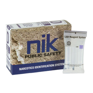 Drug Testing Kits | NIK 1006152 Test D - LSD