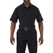 5.11 Tactical 71037 Men Stryke PDU - A Class - Short Sleeve Midnight Navy
