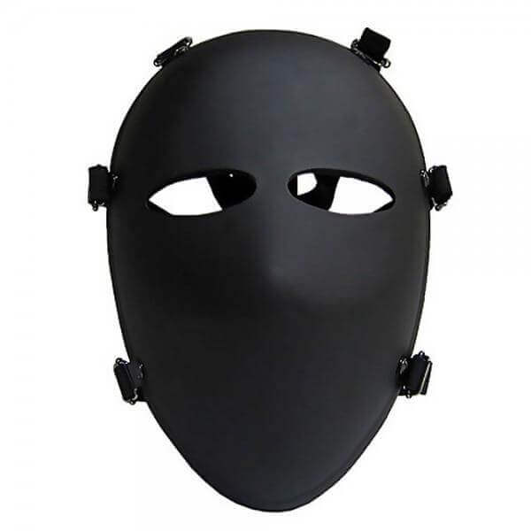 International Armor NIJ Level IIIA Ballistic Face Mask