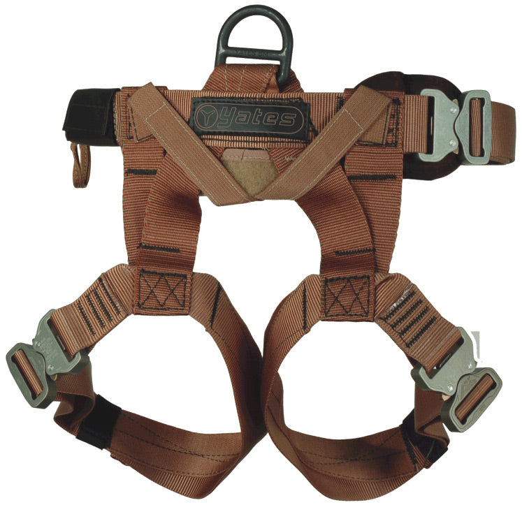 Yates 320CC USN Tactical Rappel Belt w/Cobra Waist Buckle