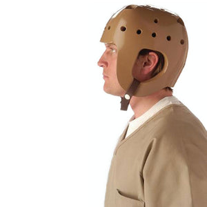 Humane Restraint Soft Shell Protective Helmets
