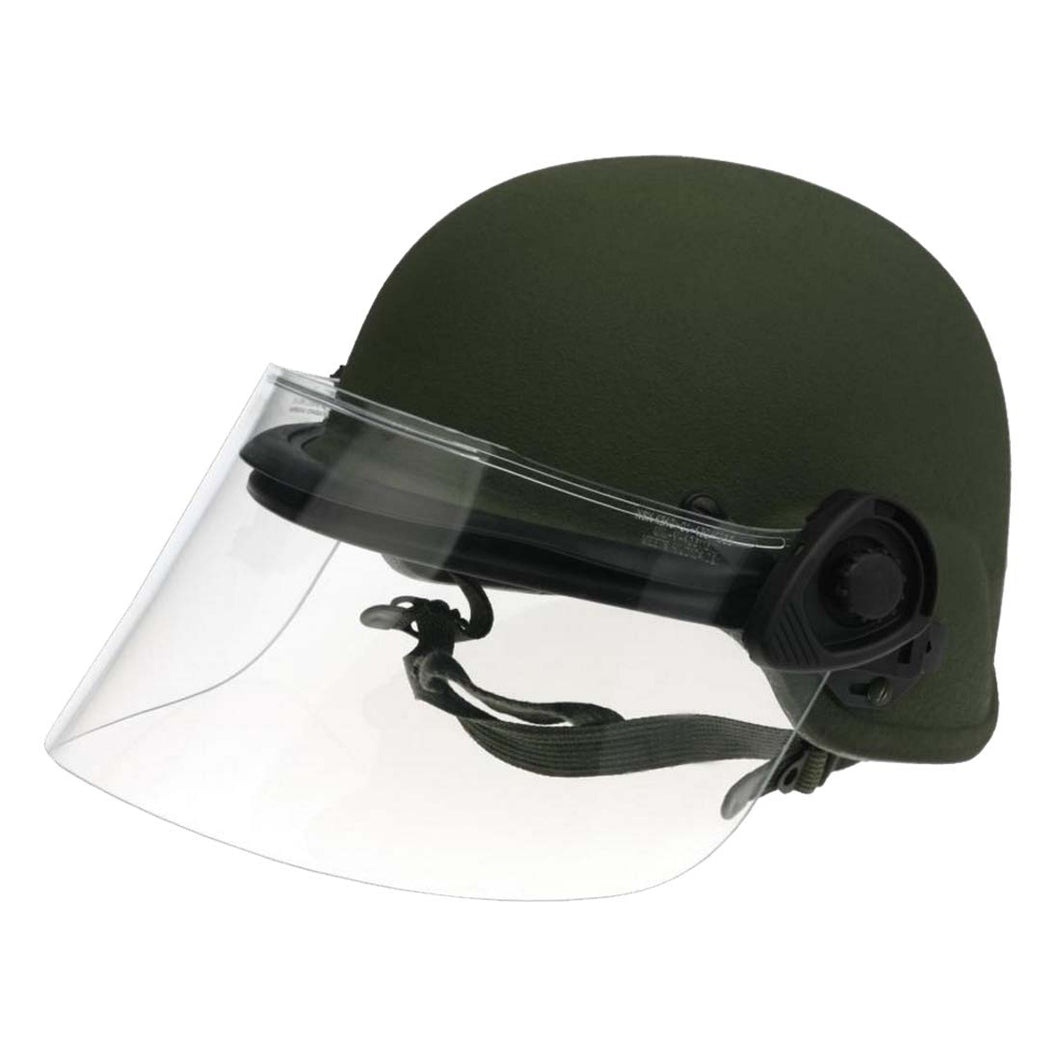 Paulson DK5-X.250HM Military Police Riot Face Shields