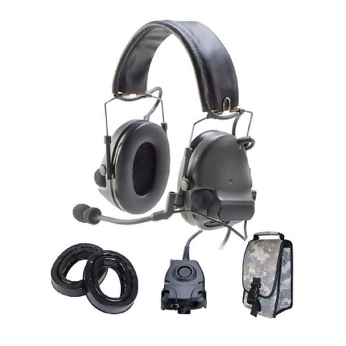 3M Peltor Swat-Tac III ACH Headset | Security Pro USA