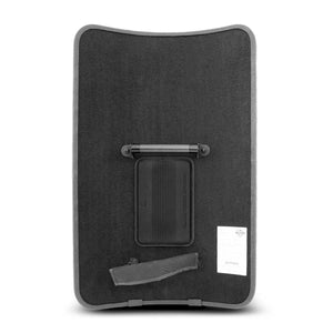 SecPro Peacekeeper Ballistic Shield - Rear