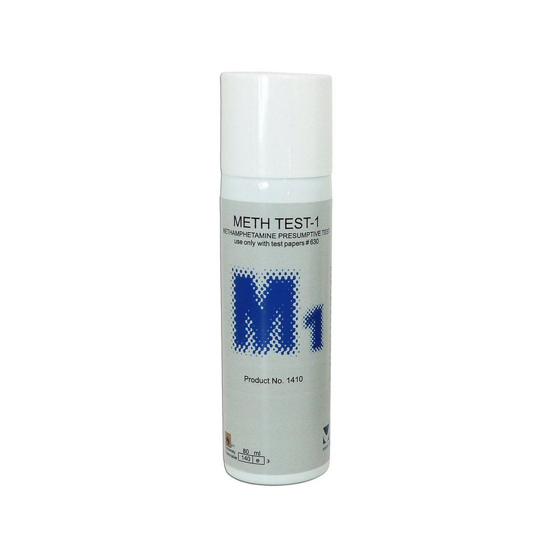 Mistral 1410 Meth-Test 1 (Regular) Drug Detection Aerosol