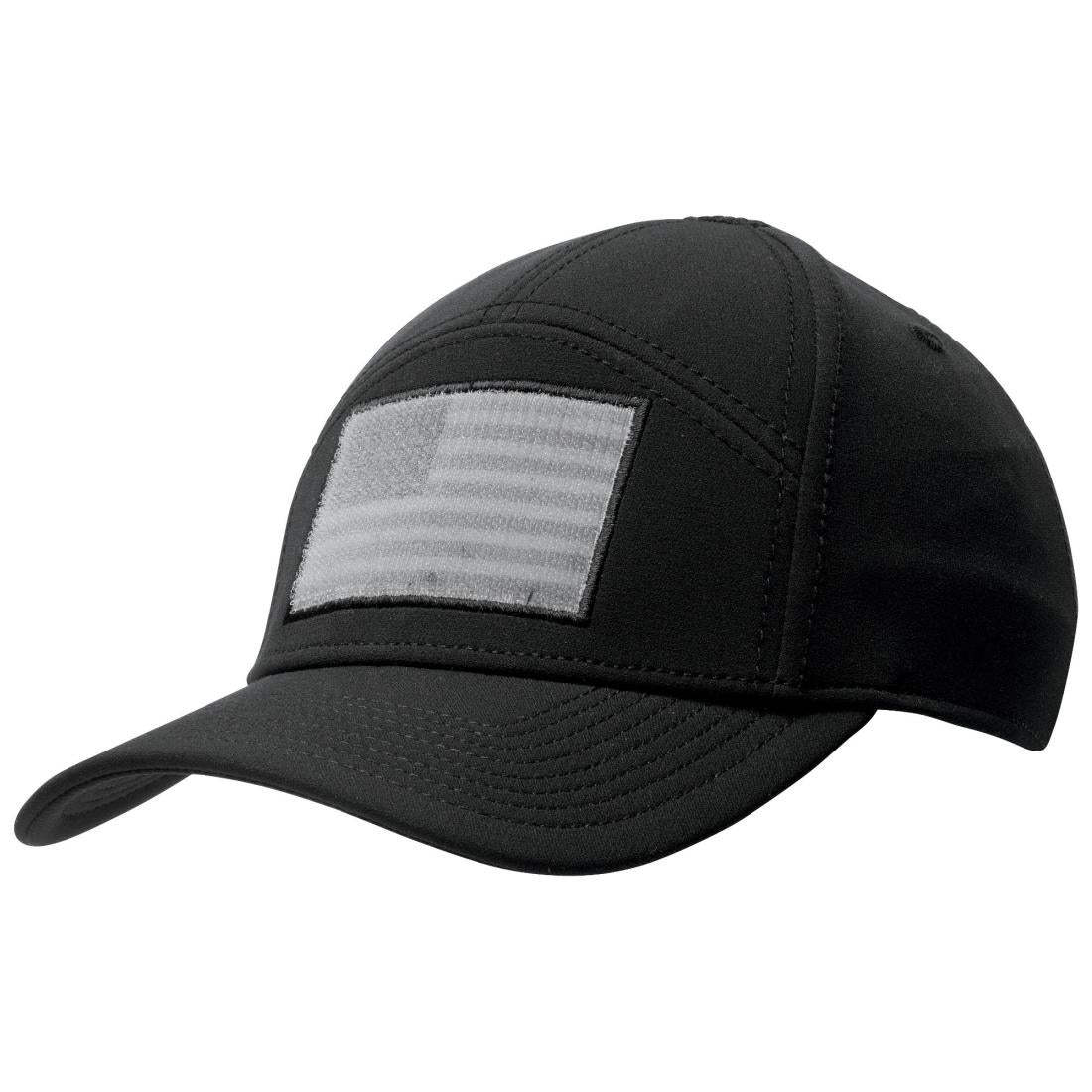 5.11 Tactical 89061 Men Operator 2.0 A-Flex Cap Black