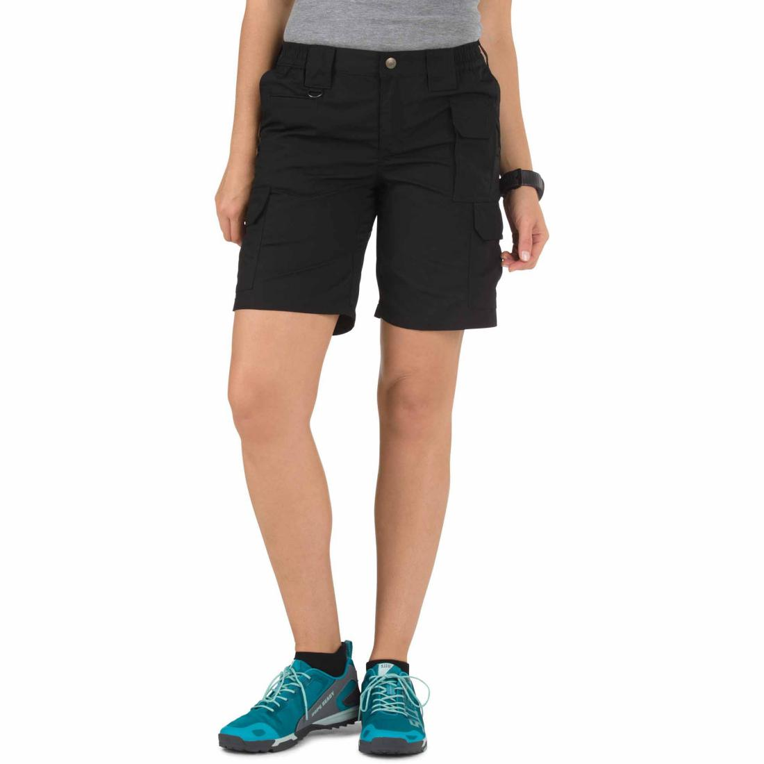 5.11 Tactical 63071 Women's Taclite Pro Short Black