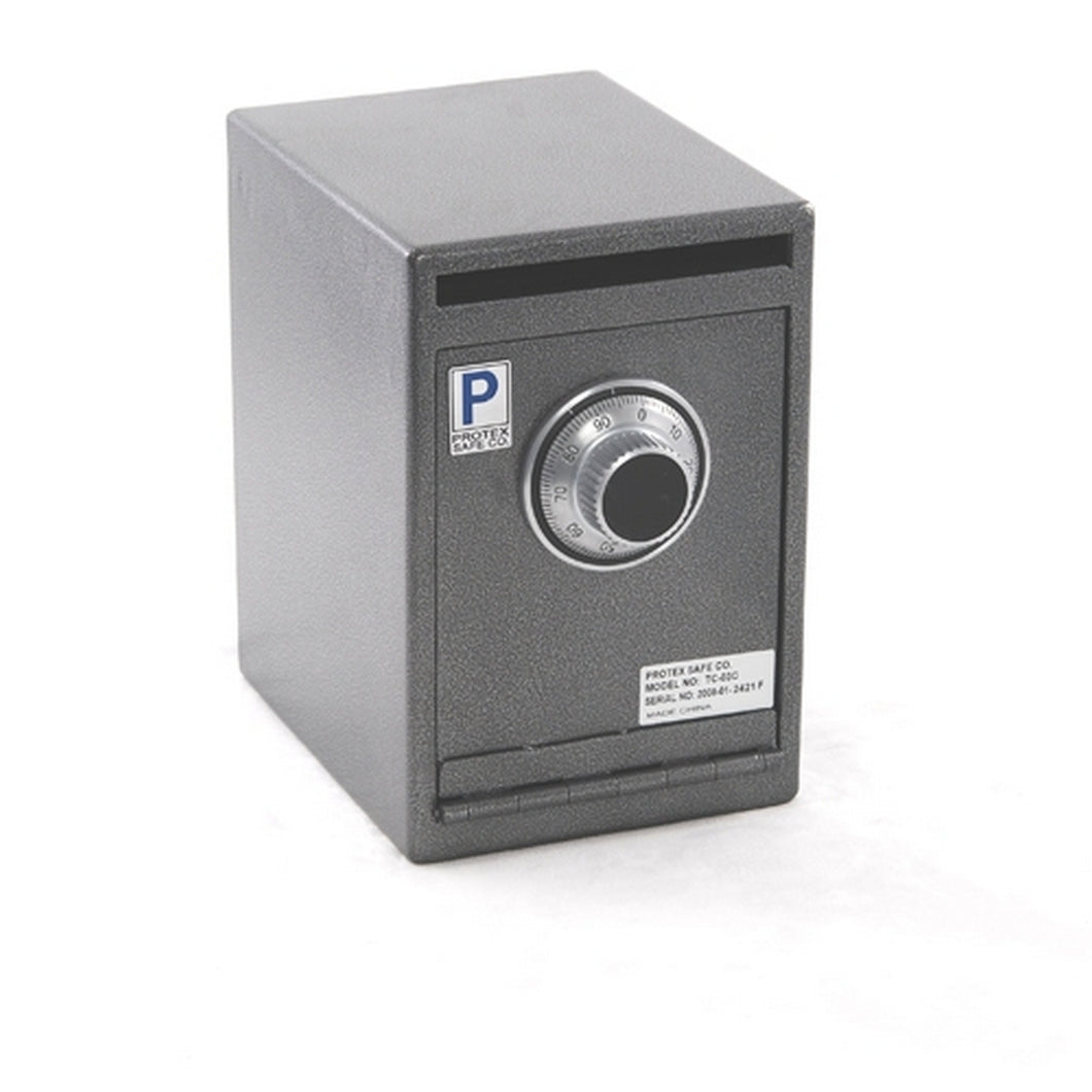Protex Safe TC-03C Extra Large Heavy Duty Drop Safe With Dial - Security Pro USA