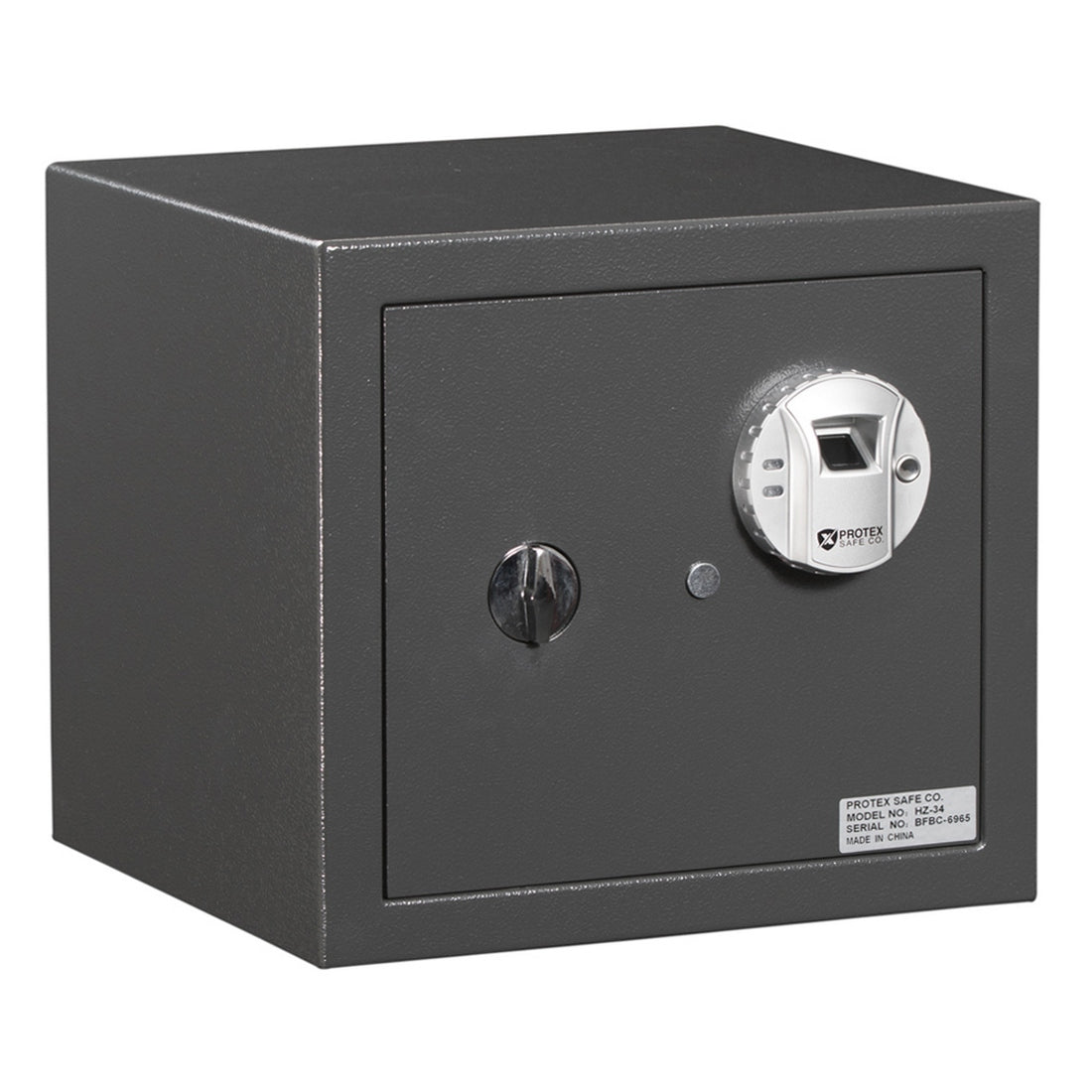Protex Safe HZ-34 Biometric Burglary Safe