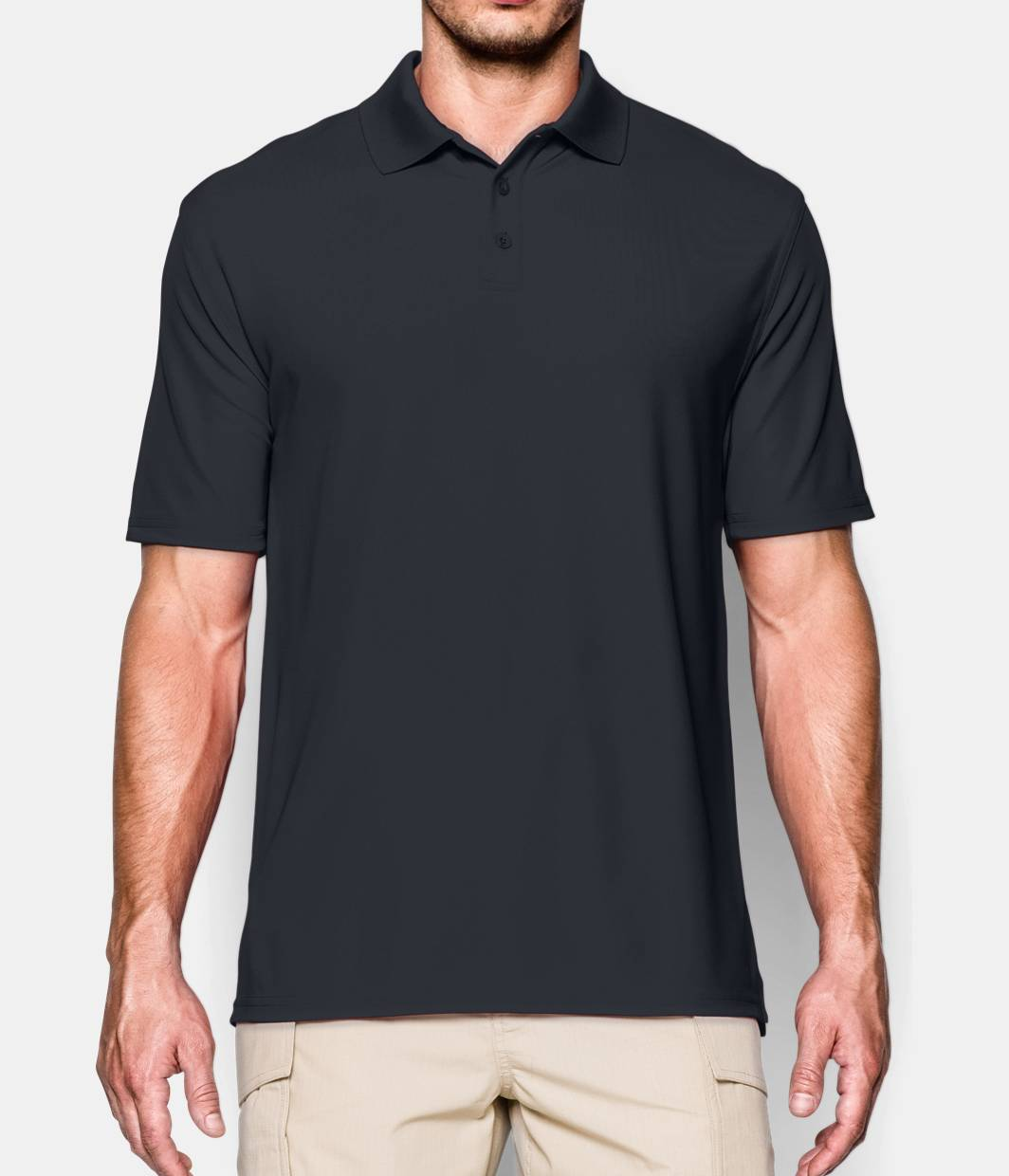 Under Armour 1005492 Tactical Range Men's Tactical Short Sleeve Shirt