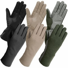 Secpro Tactical Cold Weather Nomex Pilot Flight Fleece Lined GlovesSecpro Tactical Cold Weather Nomex Pilot Flight Fleece Lined Gloves