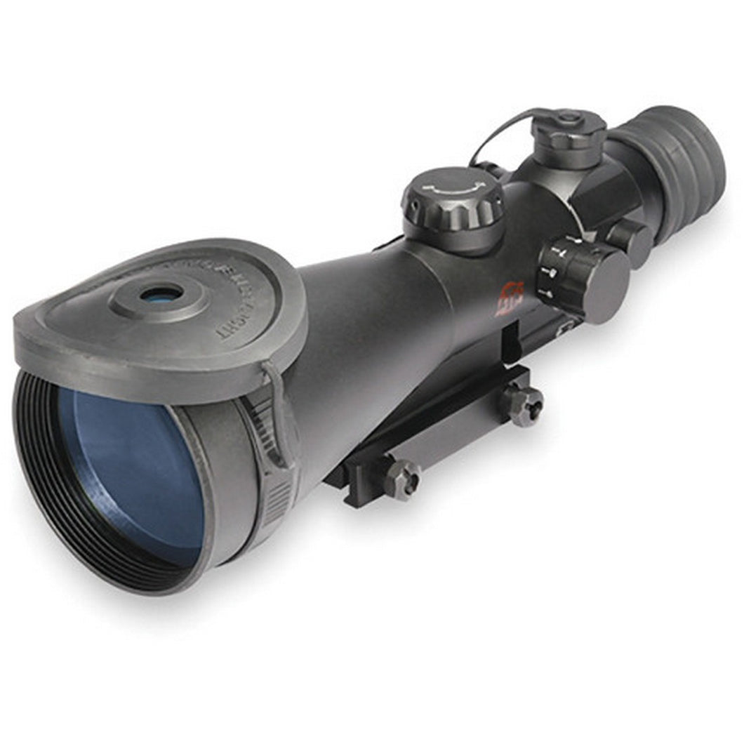 ATN NVWSARS640 Ares Night Vision Rifle Scope 6x Magnification - Gen 4 Filmless Autogated (Weapon)