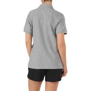 5.11 Tactical 61173 Women's Utility Short Sleeve Polo Heather Gray