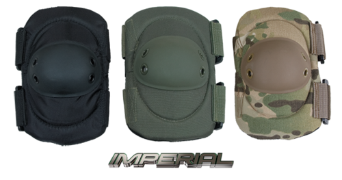 Damascus Gear Imperial Hard Shell Cap Elbow Pads