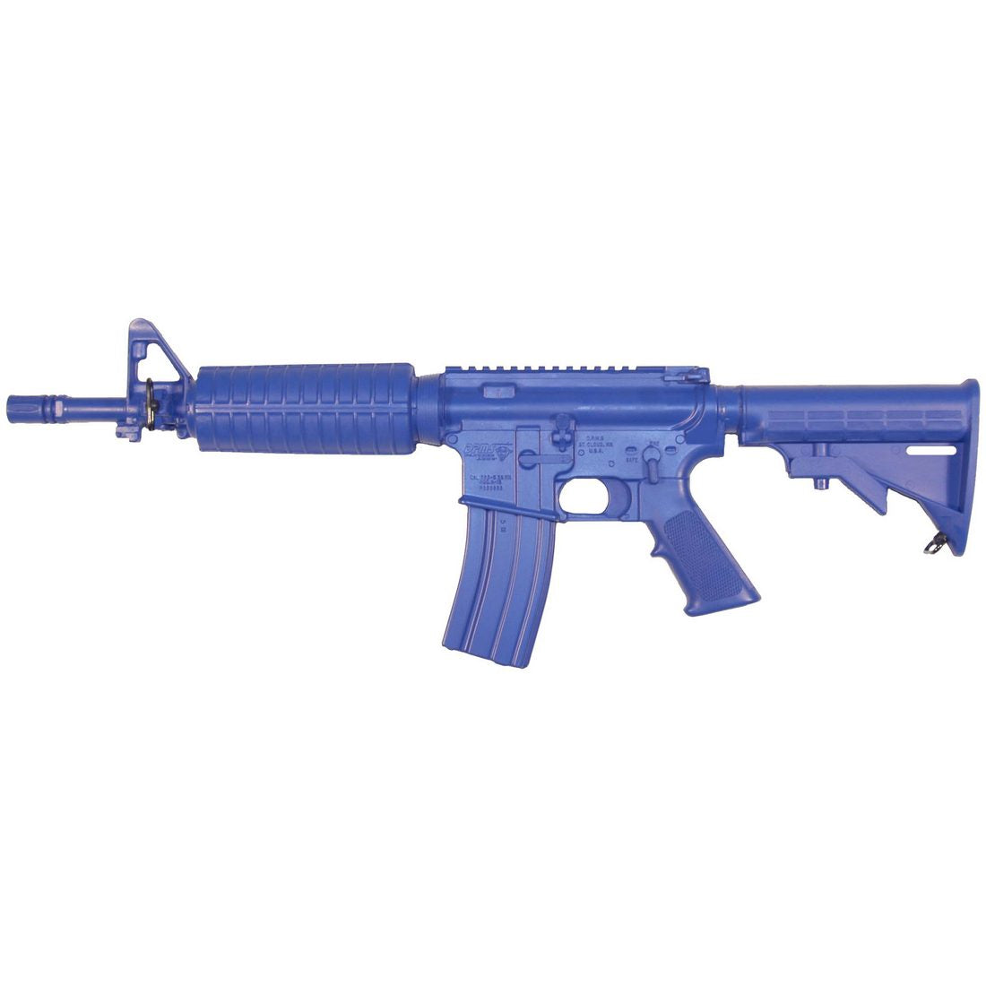 Blueguns FSM4CFTCS M4 COMMANDO Flat Top Closed Stock