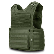 SecPro Ultimate Gladiator's Bundle Bulletproof Vest Tactical Ballistics - OD Green