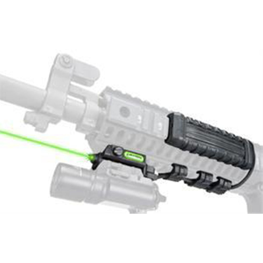 USNV Visible Green Laser Rifle Kit | Laser Rifle Kit