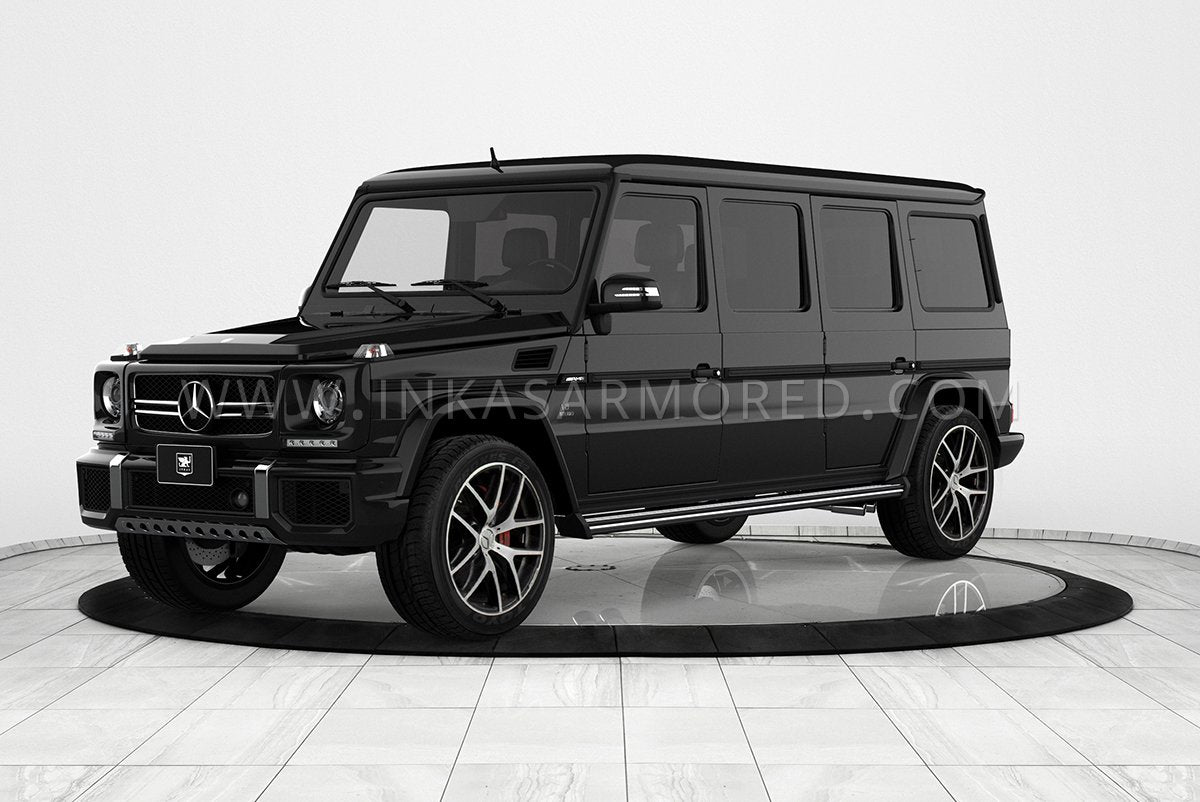 Armored Limousine Mercedes-Benz G63 AMG