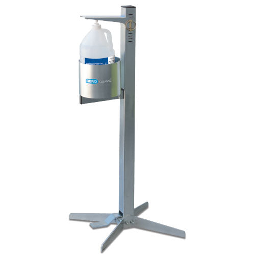 Hand Sanitizer Stand for 1 gallon Refills