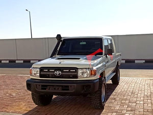 Armored Toyota Land Cruiser Single Double Cabin Pickup